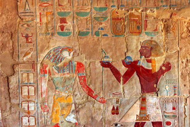 고대 이집트인과 현대 이집트인는 유전적으로 다..