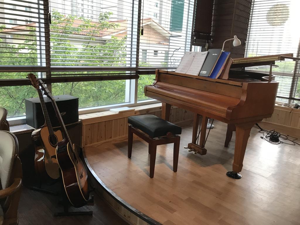 영어와 피아노