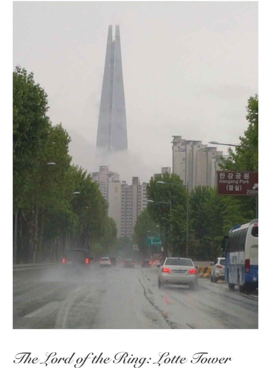 비오는 날의 바랏두르