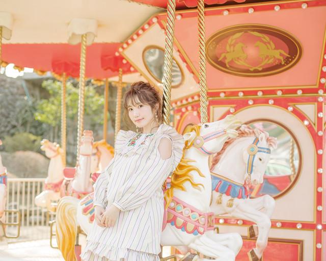 성우 우치다 아야씨의 새로운 앨범이 2018년 7월 18일에..