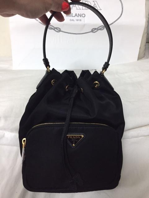 가방 - PRADA 미니 버킷백