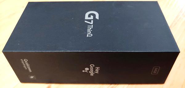 LG G7 ThinQ 폰 교체!
