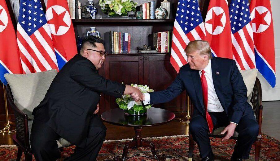 북미정상회담 그리고 새로운 시작.