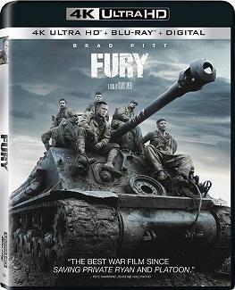 퓨리(Fury) UHD-BD 소개