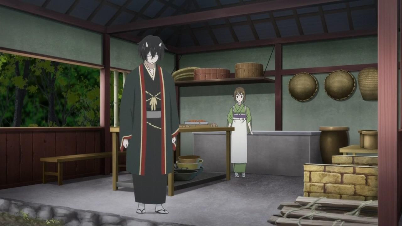 카쿠리요의 여관밥 13화,블랙 클로버 38화