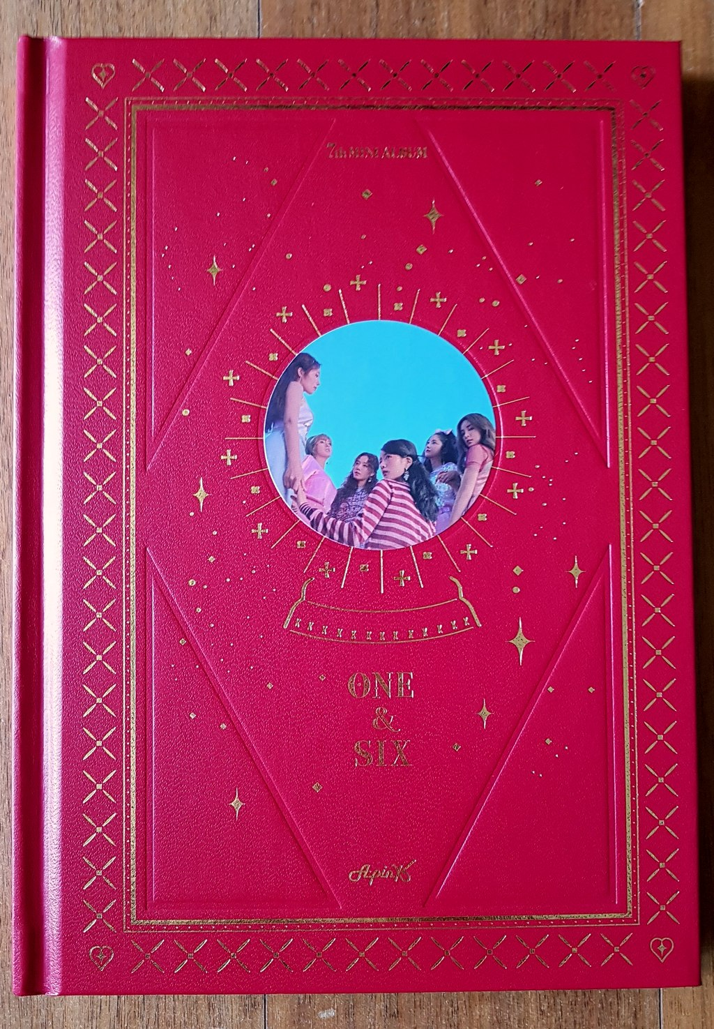 에이핑크 (Apink) - 7th Mini Album [ONE & S..