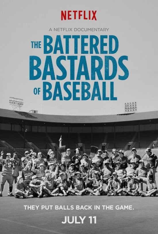 [Netflix] Battered Bastards of Baseball