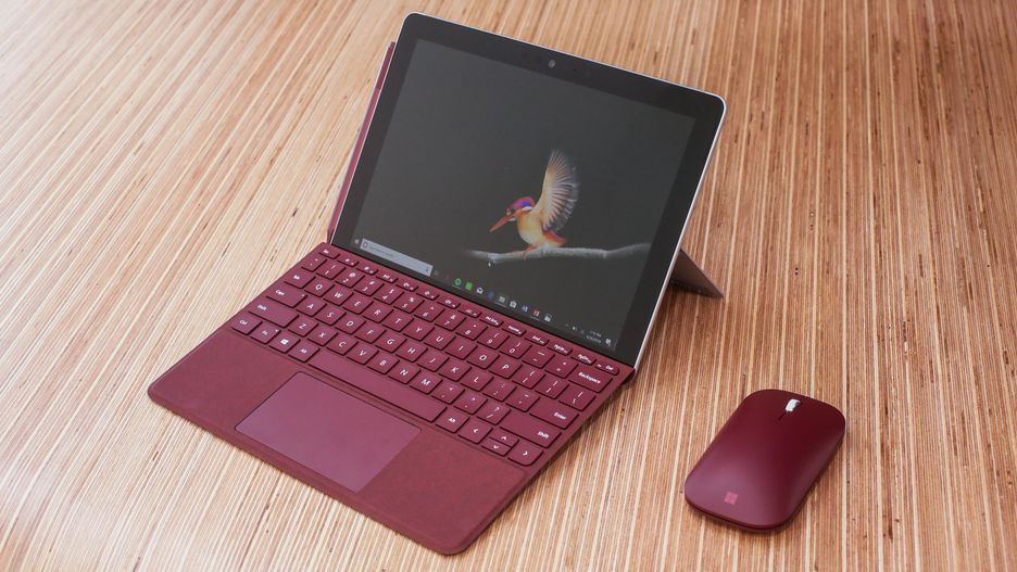 마이크로소프트 서피스 GO 과연 저가 태블릿 시장..