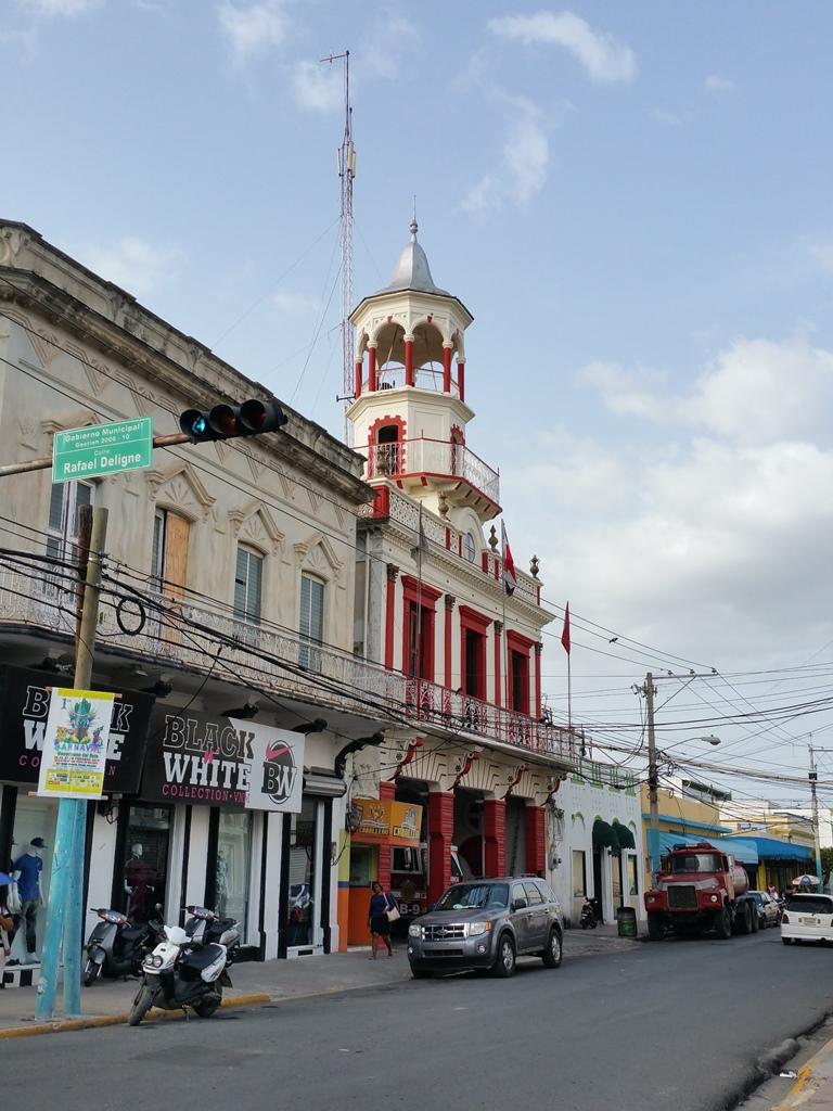 [도미니카공화국] 산 뻬드로 데 마꼬리스 주간 풍경