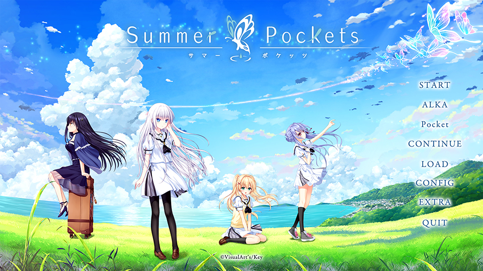 Summer Pockets 감상