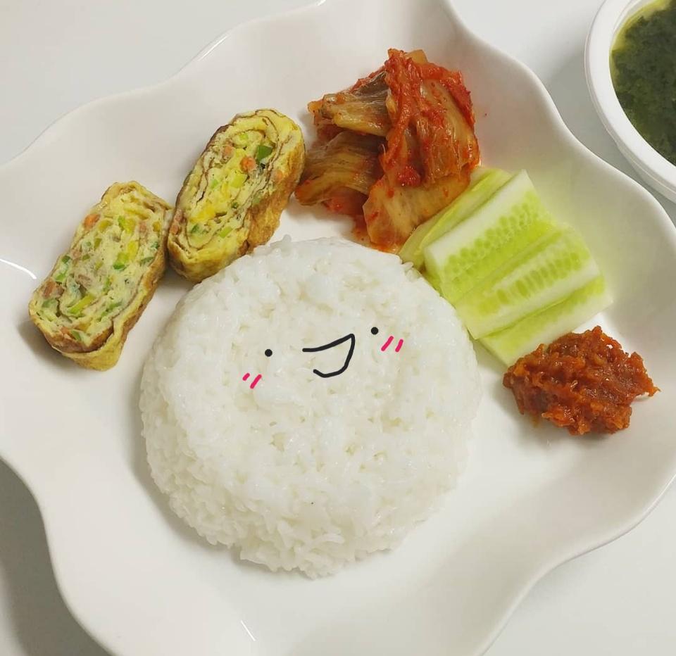 점심 저녁 집밥