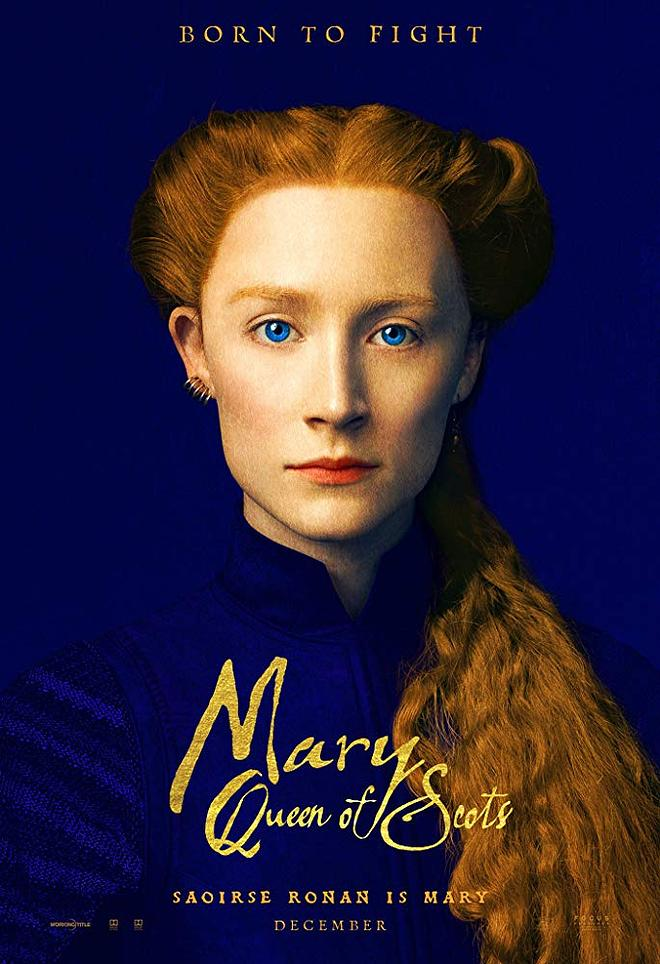 """""""Mary Queen of Scots"""" 라는 작품의 예고편 입니다."""
