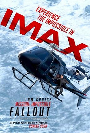미션 임파서블 폴아웃 IMAX - IMAX 헬기 액션, 압도적