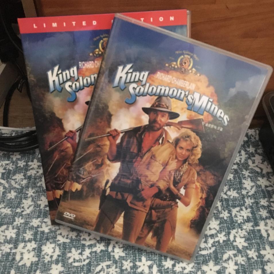 [Movie] King Solomon's Mines