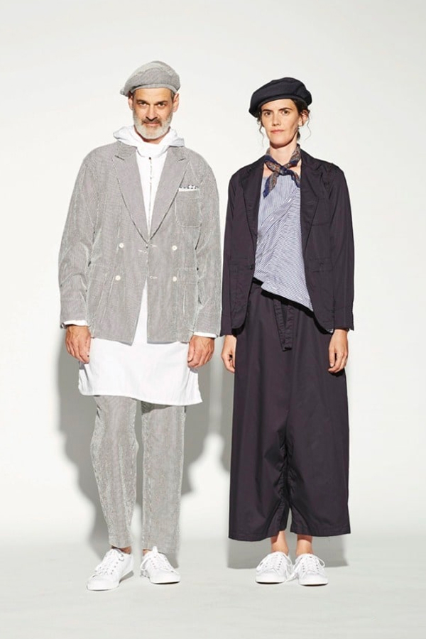 - Engineered Garments Focuses On Plaid &..