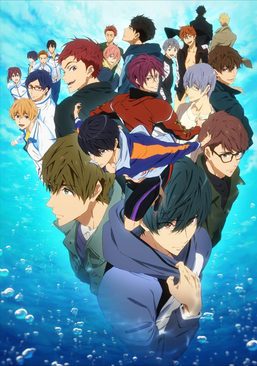 Funimation Free! -Dive to the Future- 신 캐릭..