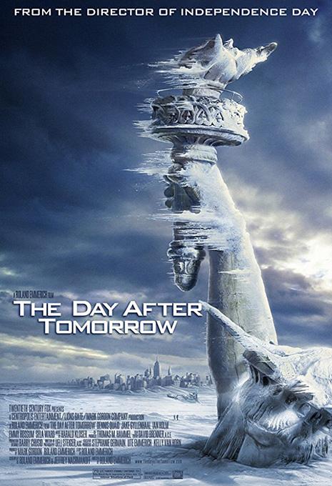 지구가 얼어붙은 날