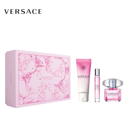 [선물] VERSACE BRIGHT CRYSTAL EDT 90M..