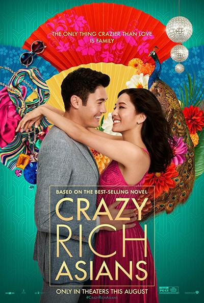 북미 박스오피스 'Crazy Rich Asians' 2주 연속 1위!