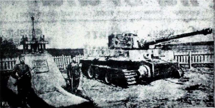 우골롭스키의 묘지와 전차 도굴꾼들 - 28여단의 티..
