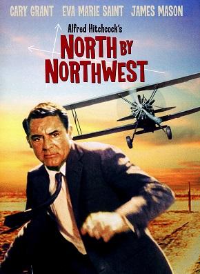 북북서로 진로를 돌려라 - 007보다 앞섰던 히치콕 첩보..