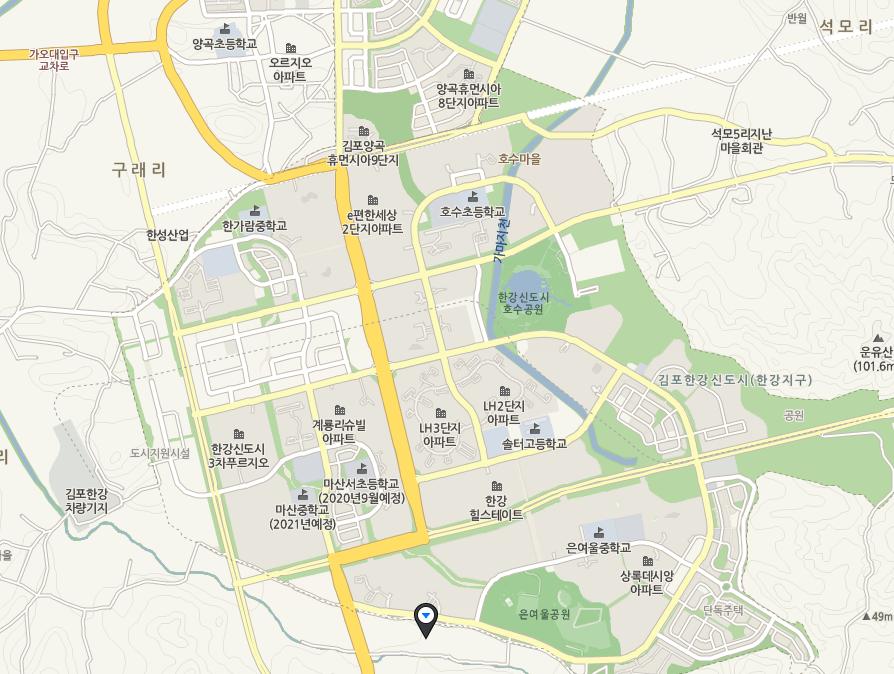 김포 한강신도시의 짬뽕집, 최강짬뽕