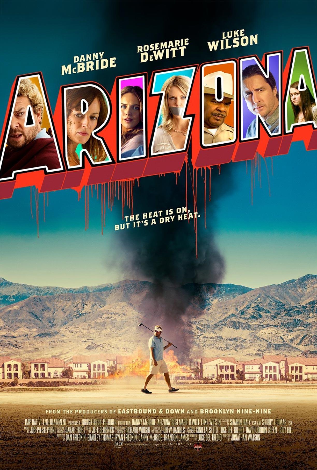 """Arizona"" 라는 작품입니다."