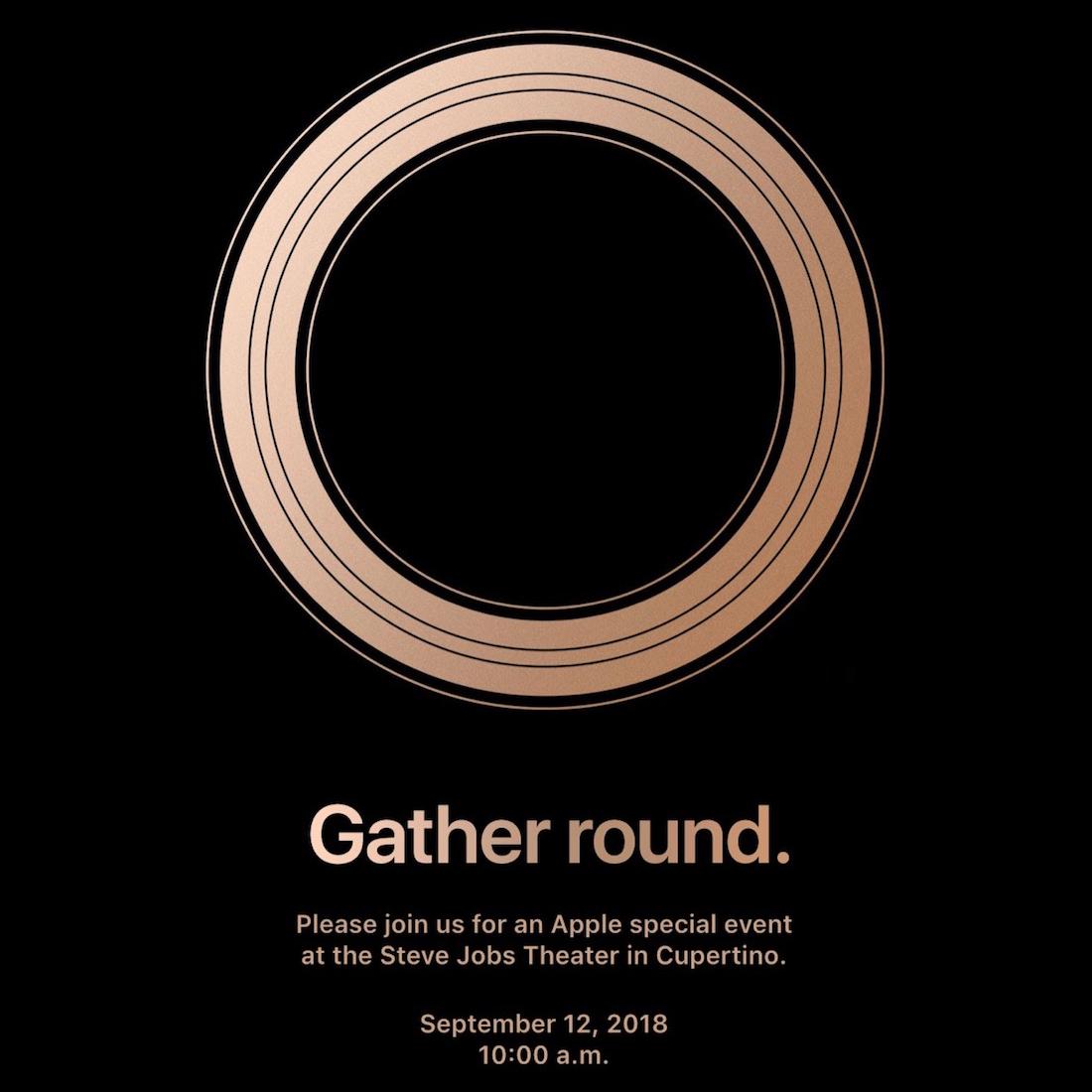 애플, 9월 12일 신형 아이폰 발표 예정이라는데..