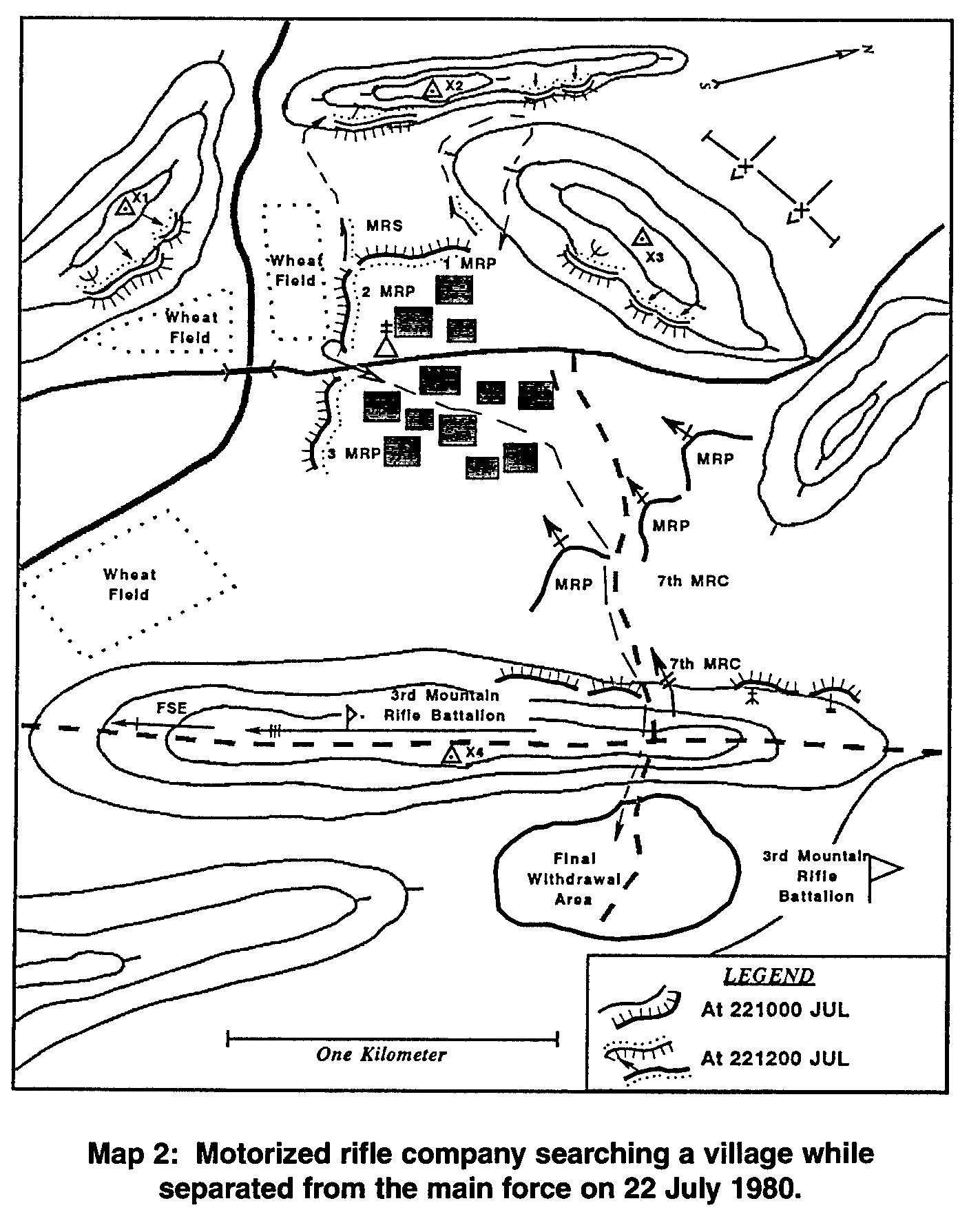 [제1장 게릴라 부대의 봉쇄와 격멸]02.챠리카 계곡..