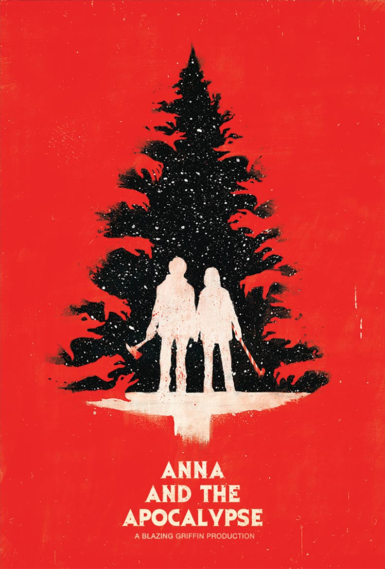 """Anna and the Apocalypse"" 라는 작품입니다."