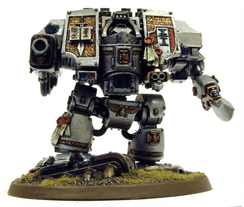 20180910. [Wh40k] Grey knight- Venerable Dr..