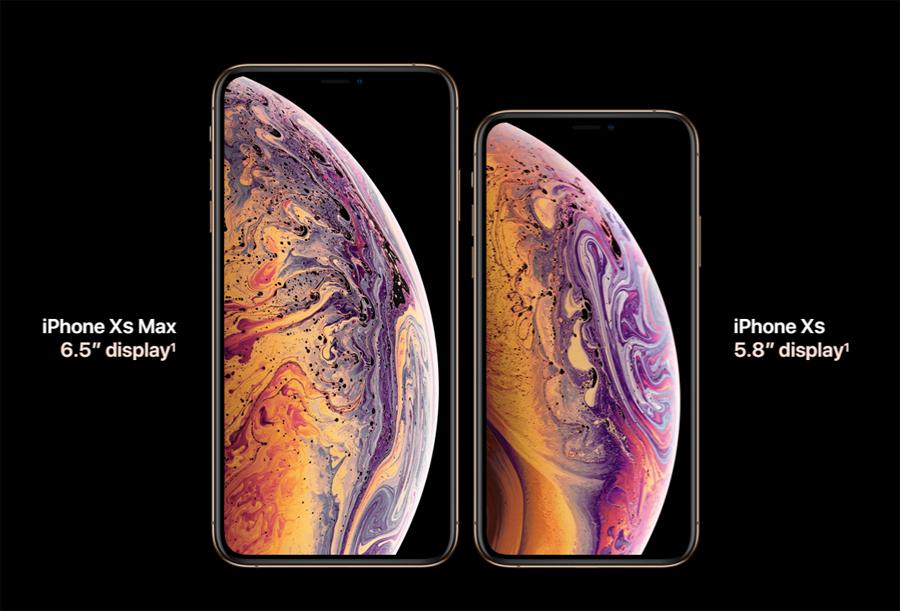 애플, 아이폰 XS 시리즈와 저가형(?) XR 발표