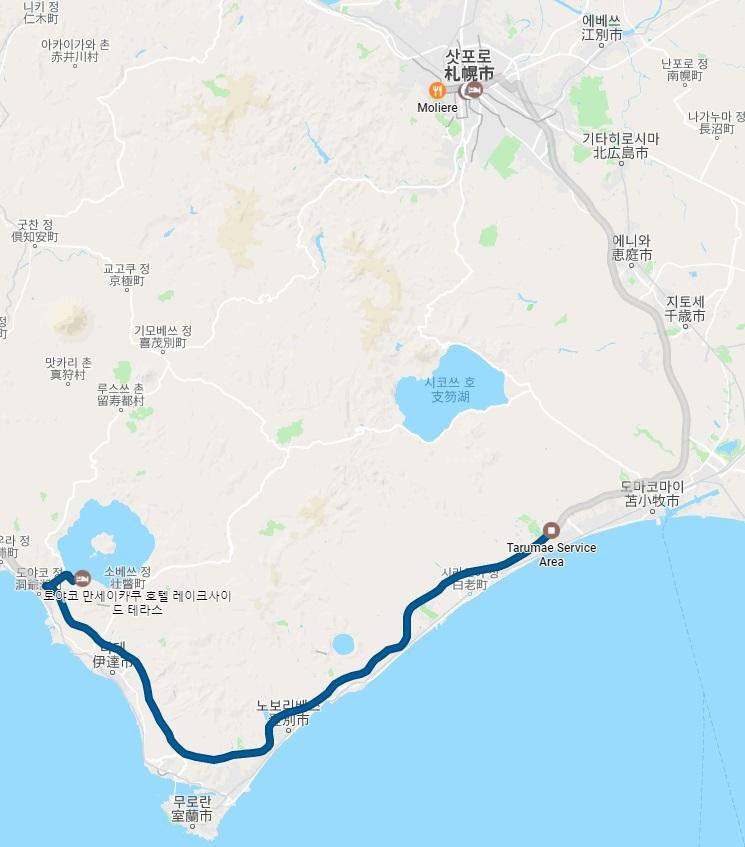 2018 여름 북해도 여행기 4일차-2 (햄버거&삿포로..