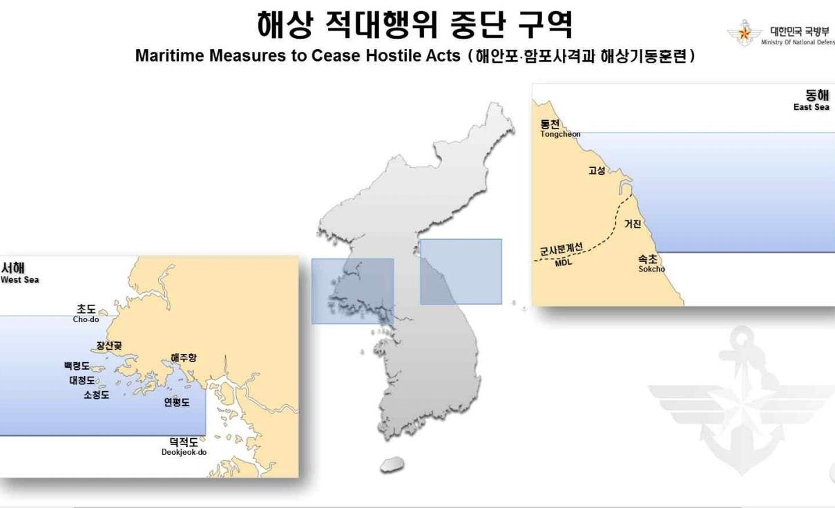 문재이니가 북한에 팔아먹은 nll 바다 근황