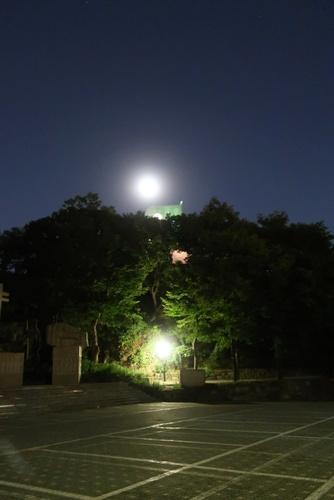 보름달 보러 선유도 간 추석날