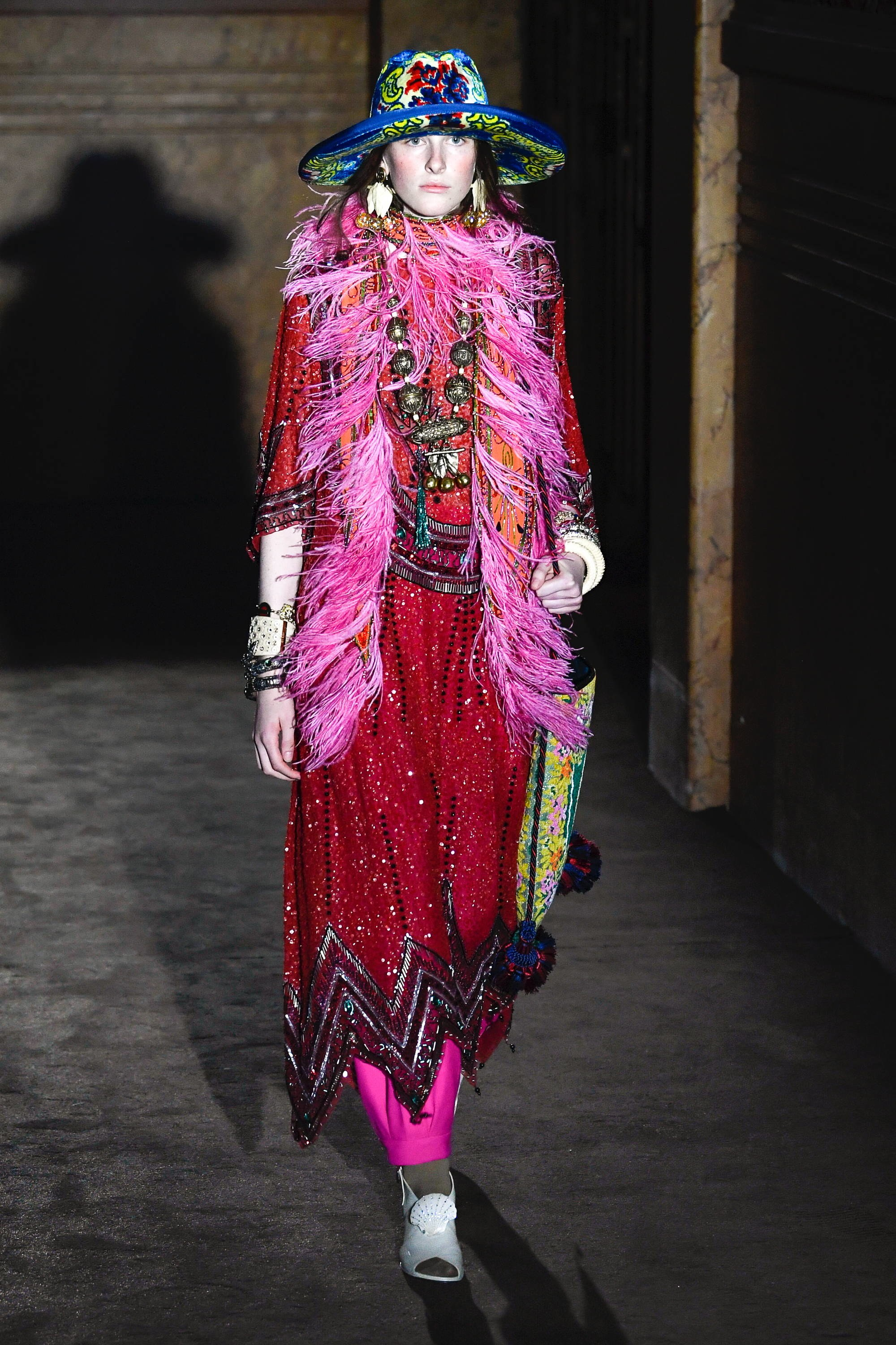 [Gucci] 2019 Spring Summer Ready to Wear in..
