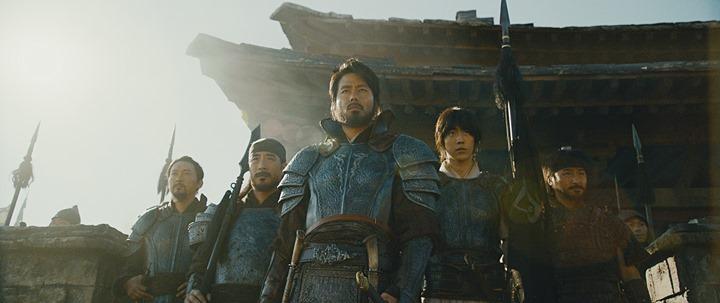 <영화 리뷰> `안시성`, 대규모 전투씬은 가히..