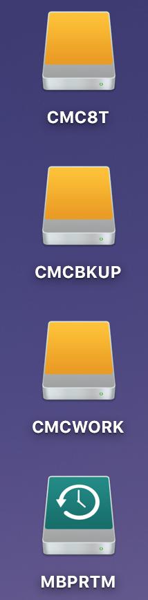 [macOS] automator로 모든 외장 디스크 Eject ..