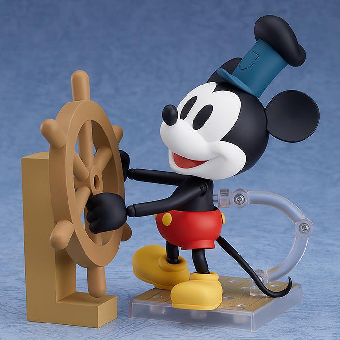 증기선 윌리 '넨드로이드 미키 마우스 1928 버전' 컬러 ..