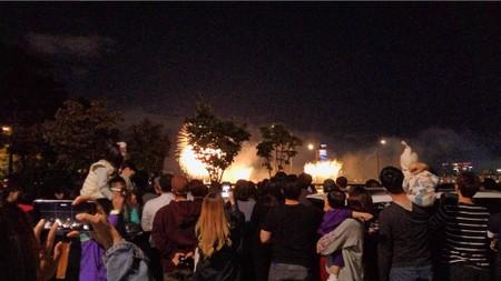 여의도 불꽃축제