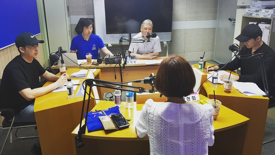 김준수 수경 20180822 '경찰청 팟캐스트 형사수첩' 번외편