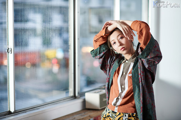 성우 이이다 리호의 새로운 싱글 음반, 뮤직 비디오..
