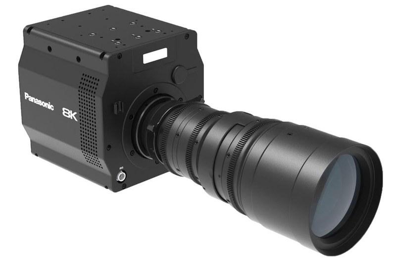 파나소닉 8K 범용 카메라 발표