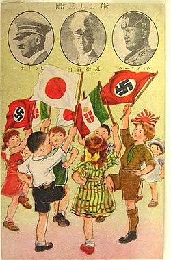[40년]일본의 삼국동맹은 독일 견제를 위한 것?