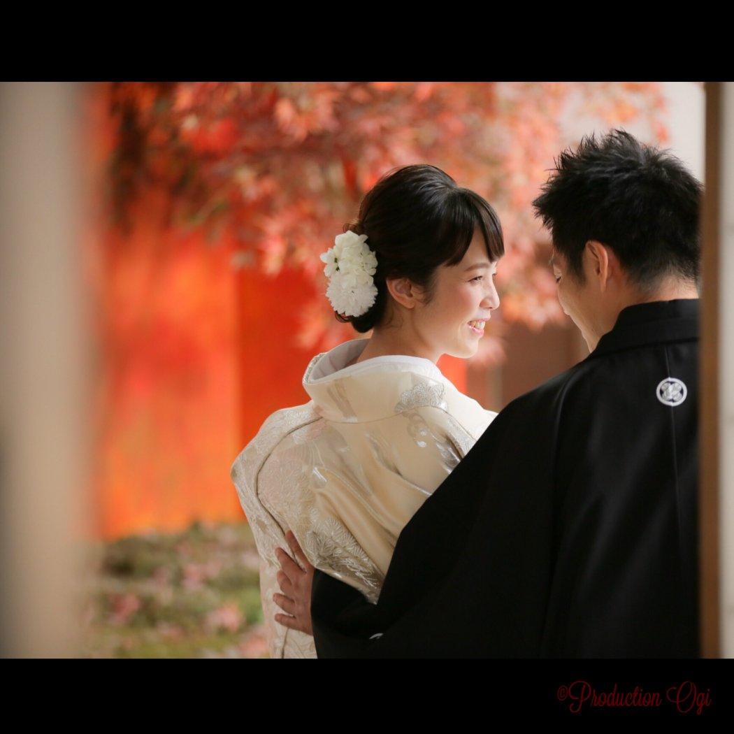 키쿠치 미카씨와 요시다 토모카즈씨가 2018년 10월 1일에..