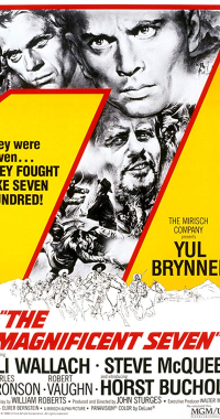 황야의 7인 The Magnificent Seven (1960)