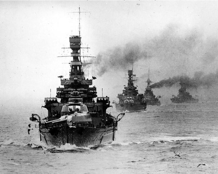 [31년] 영국 해군전략의 딜레마?