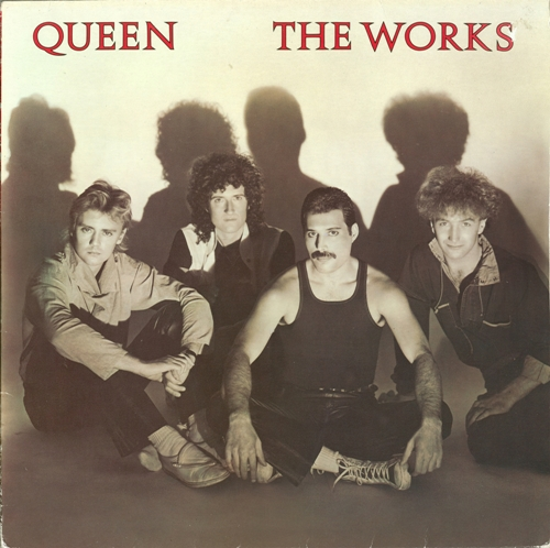 02. TEAR IT UP / QUEEN - THE WORKS (1984)
