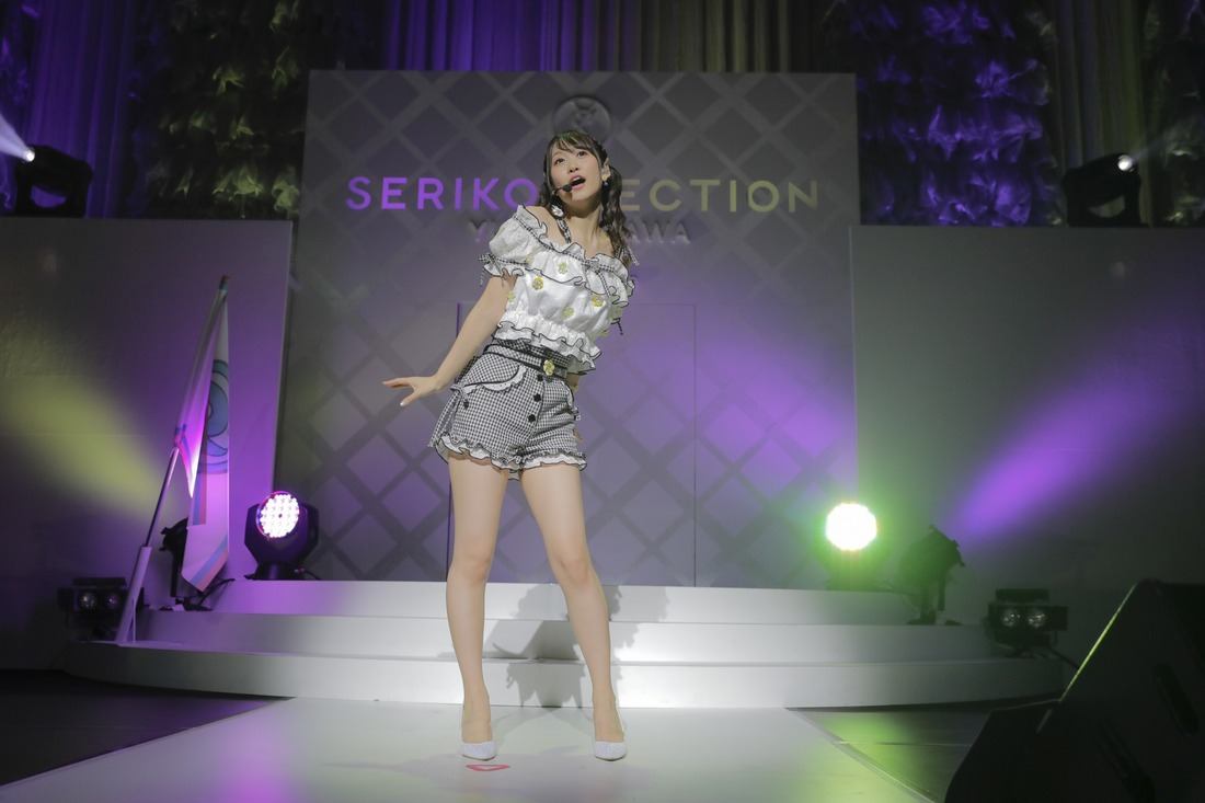 성우 세리자와 유우의 만 24세 생일 기념 라이브 이벤..
