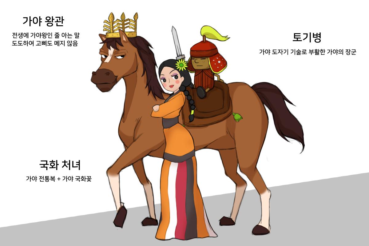 [일톡] 캐릭터 컨셉시안 짤린 것들